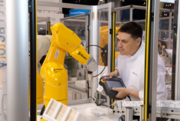 Cutting-edge collaborative robots at Automate 2017