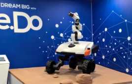 Robotics Q&A with Mauro Fenzi, CEO of Comau