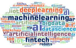 Top World's Artificial Intelligence Researchers and Influencers