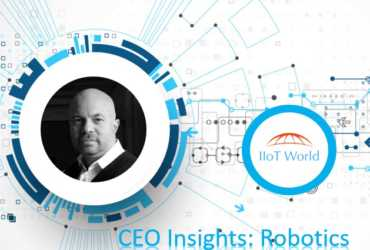 "CEO Insights: We're entering a ""Golden Age"" as it relates to the field of robotics"