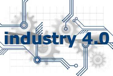 Digital Transformation in Manufacturing from a Network Visualization Viewpoint