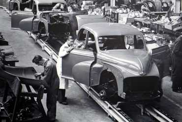 Process Monitoring in the Automotive Industry
