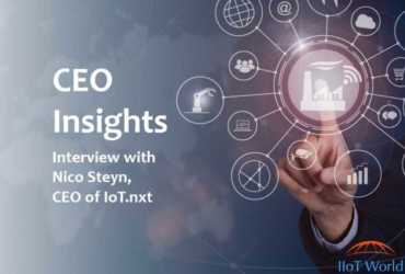 """CEO Insights: """"The Internet of Things is about much more than just connecting devices"""""""