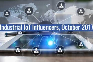 Top 100 Global Industrial IoT Influencers in October