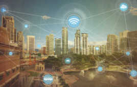Smart City and Industrial IoT Applications