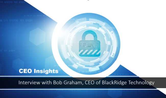 ceo insights cybersecurity