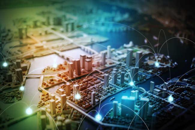 mqtt - iot, smart cities