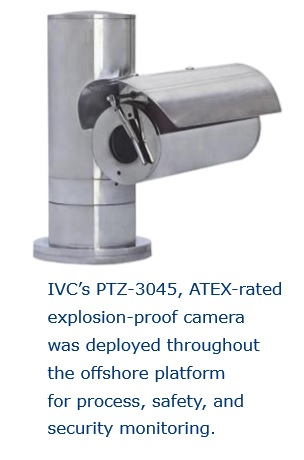 industrial video camera