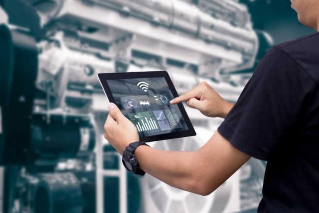 iiot - smart manufacturing