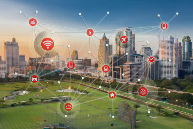 Two main urban problems that IoT and AI can solve