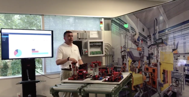 HPE IoT Lab Houston