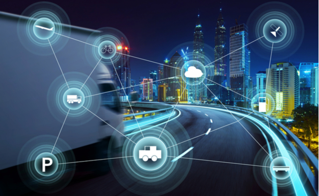 smart roads/smart cities