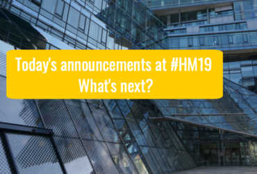 Our Picks from Hannover Messe 2019 – Day 1. What's next on our agenda?