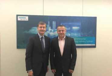Siemens Board Level Perspectives on IIoT & Blockchain
