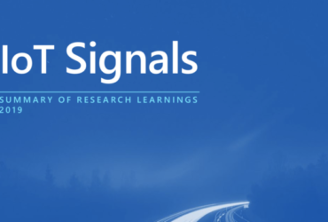 New: IoT Signals Report by Microsoft