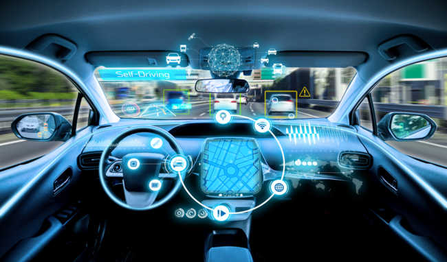 IoT - The future DNA of Automobile Industry