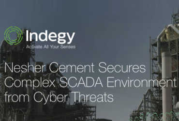 Manufacturing Case Study – Securing Nesher Cement Enterprises