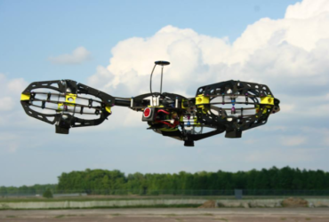 Drones – the New Critical Infrastructure
