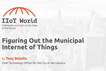 Figuring Out the Municipal Internet of Things