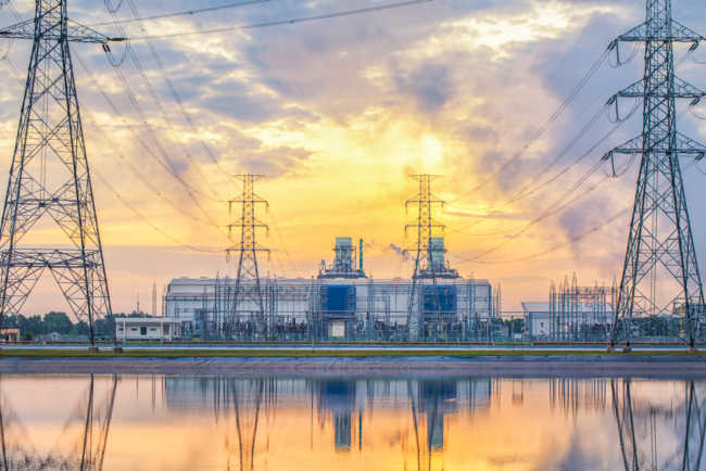 security for power grid