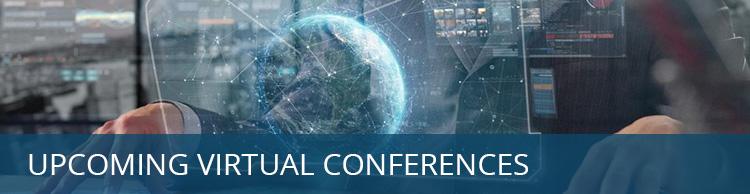 Upcoming Virtual Conferences