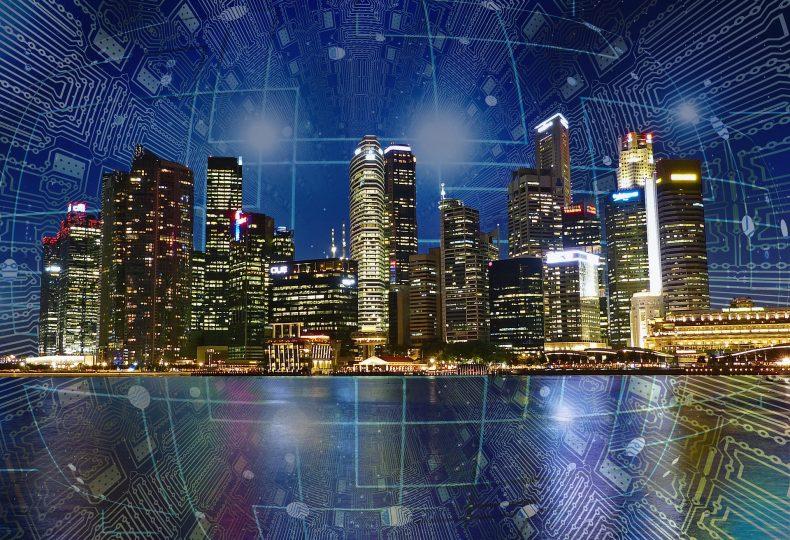 smart cities/smart buildings