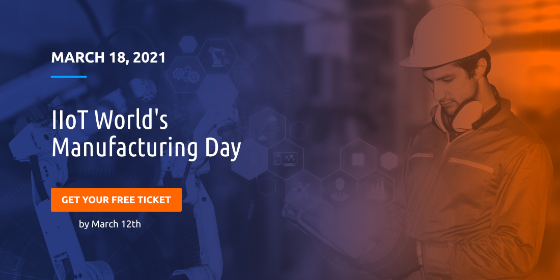 IIoT World's Manufacturing Day