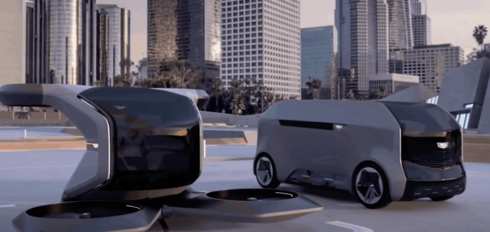 GM electric vehicles of the future